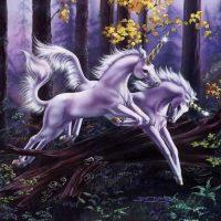 Единороги - легендарные и мифические животные