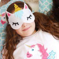 как сделать маску для сна своими руками дома