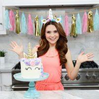 Рецепт торта «Единорог»