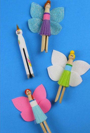 Куклы Фей и Единорога